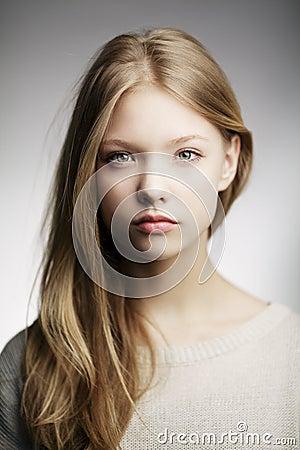 Free Beautiful Teen Girl Portrait Stock Image - 31204421