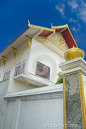 Beautiful Thai building