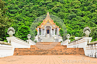 Beautiful thai church