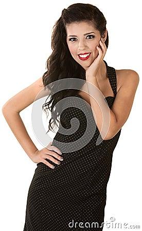 Beautiful Thin Woman