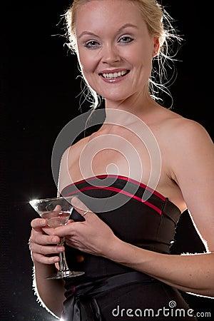 Beautiful thirties caucasian woman