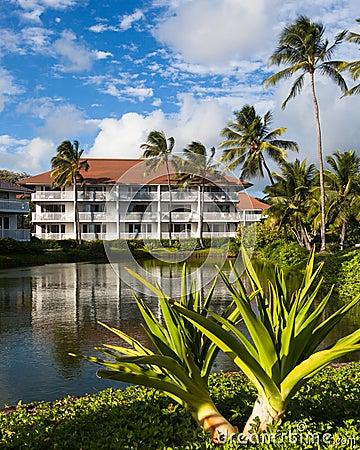 Beautiful Tropical Resort