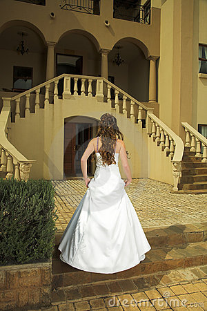 Free Beautiful Tuscan Bride With Br Stock Photography - 2289872