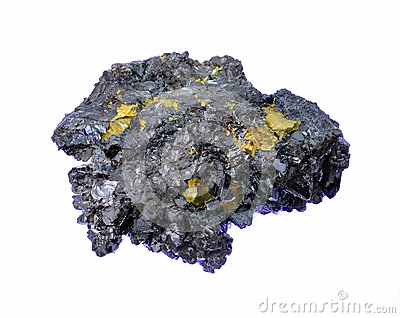 Beautiful, unique crystal of sphalerite