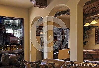 Beautiful uptown luxury loft home