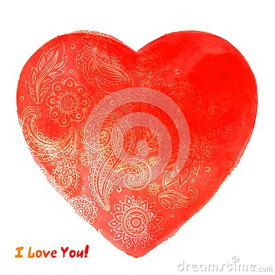 Beautiful Valentine s day heart
