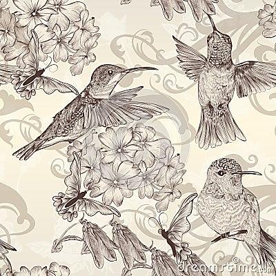 Vector Wallpaper Patte...