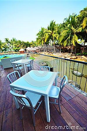 Beautiful view of restaurant