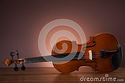 Beautiful violin!