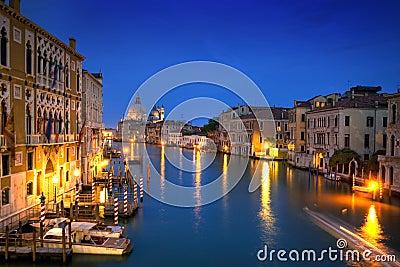 Beautiful water street