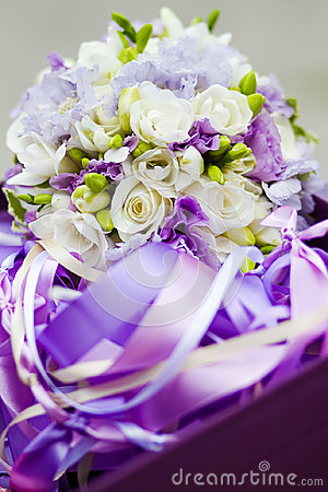 Beautiful wedding basket