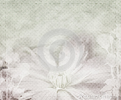 Beautiful Wedding Vintage Background