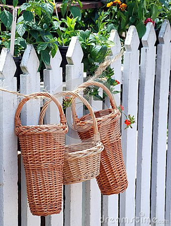 Beautiful Wicker Baskets