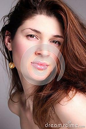 Free Beautiful Woman 01 Stock Photography - 2580572