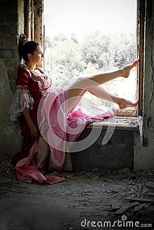 Free Beautiful Woman Royalty Free Stock Photo - 19944265