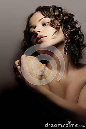 Free Beautiful Woman Stock Photos - 3499473