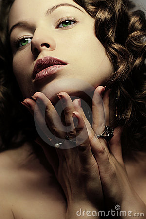 Free Beautiful Woman Royalty Free Stock Photo - 3562005