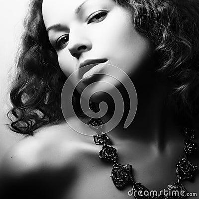Free Beautiful Woman Stock Photography - 4676172
