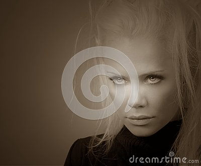 Beautiful Woman Royalty Free Stock Photos - Image: 7756428