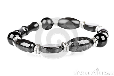 Beautiful woman bracelet