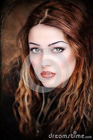 Free Beautiful Woman Closeups Royalty Free Stock Images - 5198289