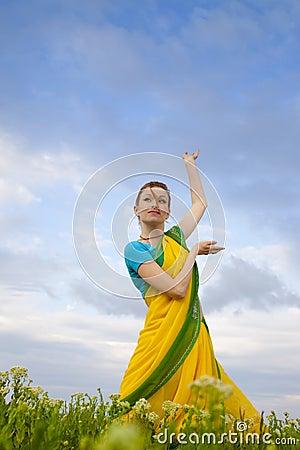 Beautiful Woman  / Indian Culture