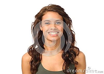 Beautiful women portrait