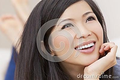 Beautiful Young Asian Chinese Woman
