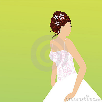 Free Beautiful Young Bride Stock Photo - 14470880