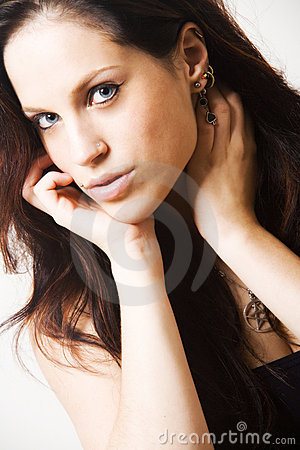 Free Beautifull Dutch Girl Royalty Free Stock Photography - 430947