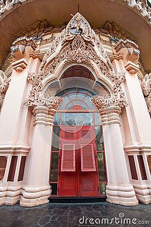 Beautifull entrance