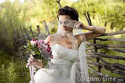 Beautifull  fiancee