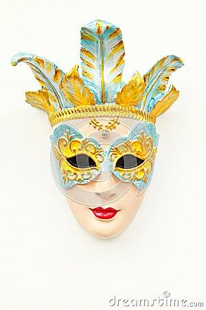 Beautifull mask