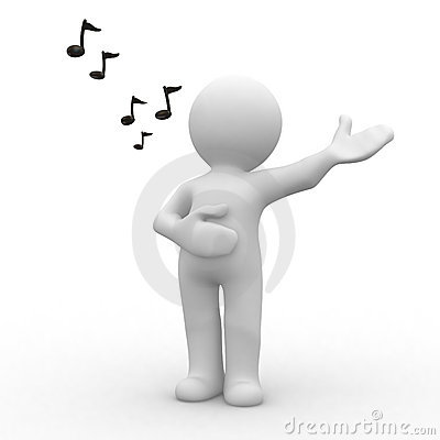 Free Beautifull Song Royalty Free Stock Photography - 2645037
