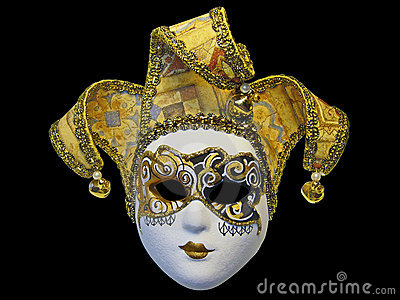 Beautifull venetian mask