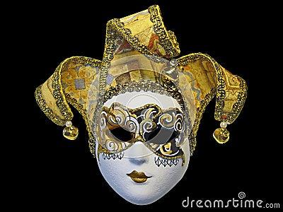 Beautifull venetian mask