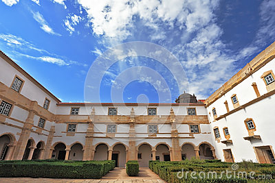 Beautifully palace of the Templars