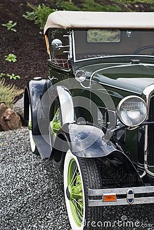 Beautifully restored 1930 s car
