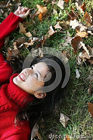 Beauty autumn series