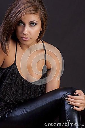 Beauty in black