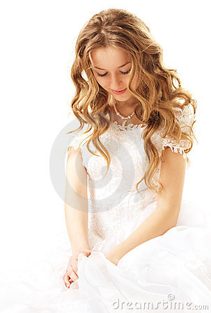 Free Beauty Bride Royalty Free Stock Photography - 4271727