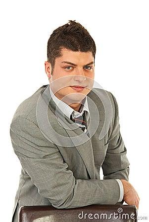 Beauty  business man