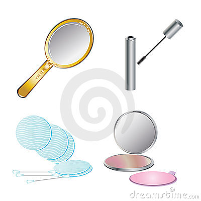 Beauty care objects