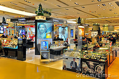 Beauty care products outlet, hong kong