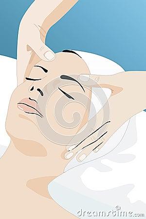 Free Beauty Center Royalty Free Stock Photos - 66078