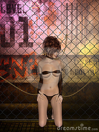 Beauty in chains