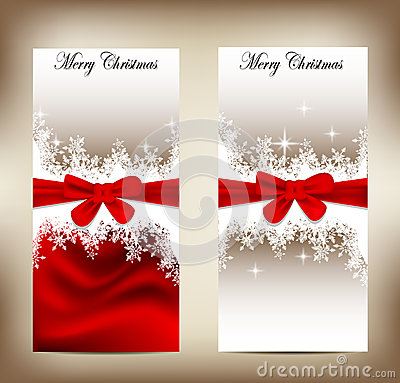 Beauty christmas card