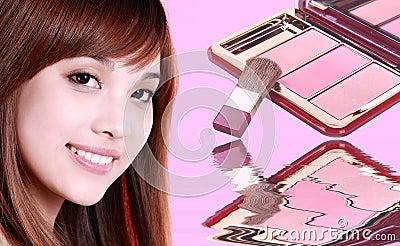 Beauty cosmetics.
