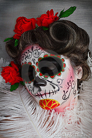 Beauty of the day of death