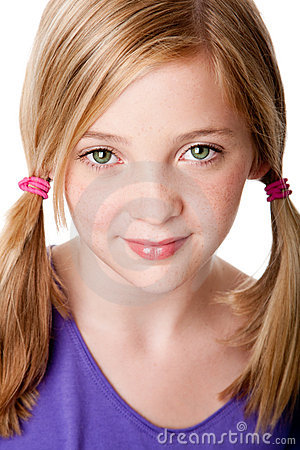 Free Beauty Face Of Teenager Girl Royalty Free Stock Image - 20061246